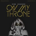 King Ku$hGod - On My Throne mixtape cover art