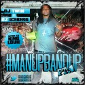 King Louie - #ManUpBandUp mixtape cover art