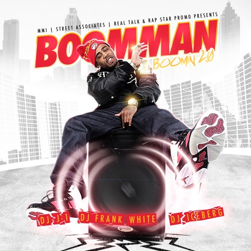 LA Da Boomman Ft. Messiah – Money Talk [Prod. By Sonny Digital] [NO DJ]