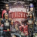 Monopoly Music 12 (Hosted By Migos) mixtape cover art