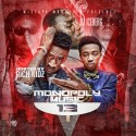Monopoly Music 13 (Hosted By Rich Kidz) mixtape cover art