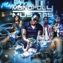 Monopoly Music 15 (Hosted By Johnny Cinco) mixtape cover art