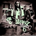 Monopoly Music 6  mixtape cover art
