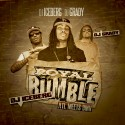 Royal Rumble mixtape cover art