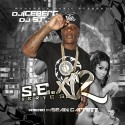 S.E.X. Series 12 (Hosted By Sean Garrett) mixtape cover art