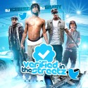 Verified In The Streetz mixtape cover art