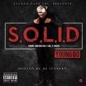 Young Bo - S.O.L.I.D. mixtape cover art