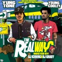 Yung Tone & Young Cooley - The Real Way mixtape cover art