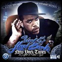 Lloyd Banks - New York Times mixtape cover art