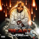 Fear The Beast (Hosted By Zoey Dollaz) mixtape cover art
