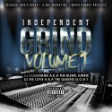 Independent Grind mixtape cover art