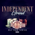 Independent Grind 2 mixtape cover art