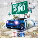 Independent Grind 3 mixtape cover art