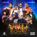 Street Radio Hip-Hop And R&B mixtape cover art