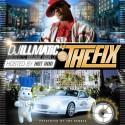 The Fix 4 mixtape cover art