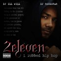 211 - I Robbed Hip Hop mixtape cover art