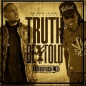 Audio Push - Truth Be Told mixtape cover art