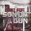 Cory Gunz - Son Of A Gun mixtape cover art