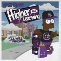 Fashawn - Higher Learning 2 mixtape cover art