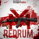 Gudda Gudda - Redrum mixtape cover art