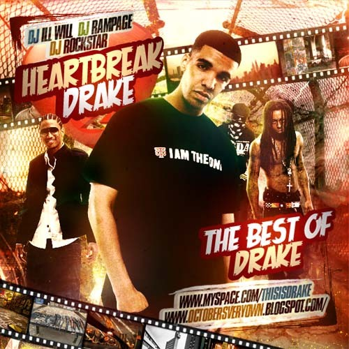 Heartbreak Drake (Best Of Drake) Mixtape