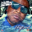 Jae Millz - The Flood mixtape cover art