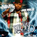 Jae Millz - The Flood Continues mixtape cover art