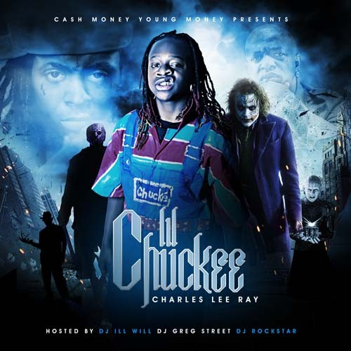 Lil Chuckee - Charles Lee Ray Mixtape