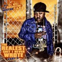 Mistah F.A.B. - The Realest Shit I Never Wrote 3 mixtape cover art