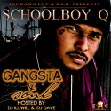 Schoolboy Q - Gangsta & Soul mixtape cover art