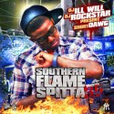 Short Dawg - Southern Flame Spitta 3.5 mixtape cover art