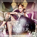 Trina - Diamonds Are Forever mixtape cover art