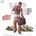 YG - Just Re'd Up mixtape cover art