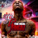 YG - The Real 4 Fingaz mixtape cover art