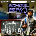 Schoolboy Q - Schoolboy Turned Hustla mixtape cover art