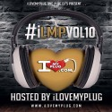 #iLMPvol10 mixtape cover art