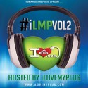 #iLMPvol2 mixtape cover art