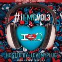 #iLMPvol3 mixtape cover art