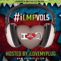 #iLMPvol5 mixtape cover art