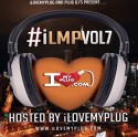 #iLMPvol7 mixtape cover art