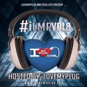 #iLMPvol8 mixtape cover art