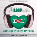 #iLMPvol9 mixtape cover art