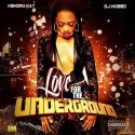 Love For The Underground mixtape cover art