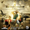 4 The Independent Artists mixtape cover art