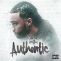 Adrian Kniffley - Authentic mixtape cover art