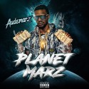 Audemarz - Planet Marz mixtape cover art