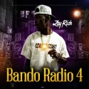 Bando Radio 4 mixtape cover art