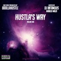 BDollaHustle - Hustla's Way mixtape cover art