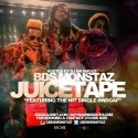 BDS Monstaz - The Juice Tape mixtape cover art