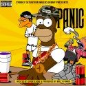Bentley Boy Gas - Panic mixtape cover art